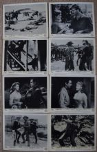 Ambush - Set of 8 Vintage Movie Stills